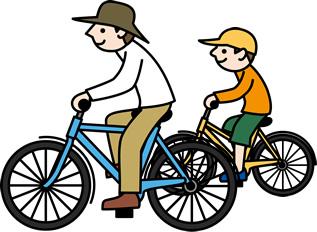 自転車空気入れ無料貸し出し
